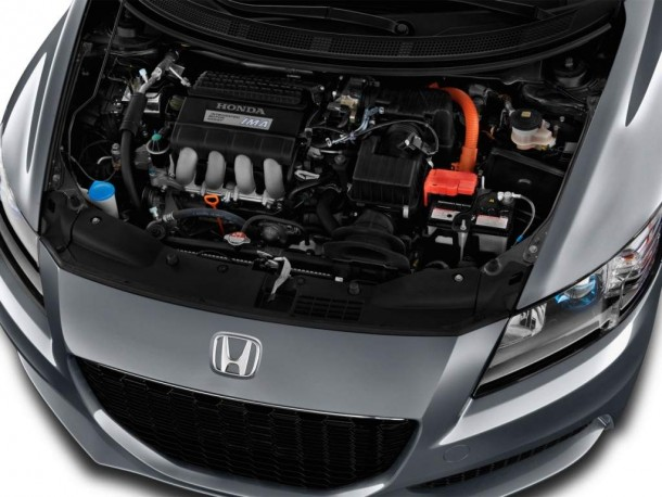 2014 honda cr-z engine