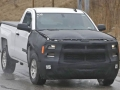 2017 Chevrolet Colorado spy shot