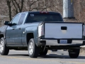 2017 Chevrolet Silverado rear back