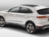 2015 Lincoln MKC side view