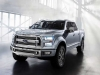 2016 Ford Atlas front view 2