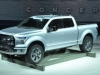 2016 Ford Atlas side view 2