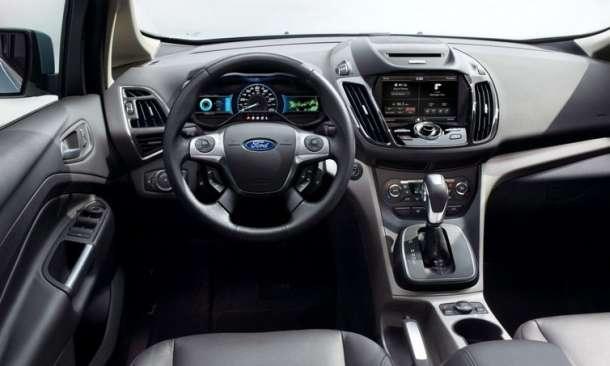2016 Ford C-Max interior.jpg
