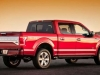 2016 Ford F 150 rear view