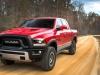 2016 Dodge Ram Rebel on road