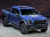 2017 Ford F-150 Raptor  top view