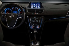 2017 Buick Encore interior 1