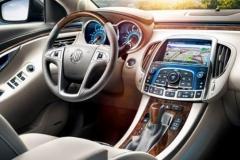 2017 Buick Encore interior 2