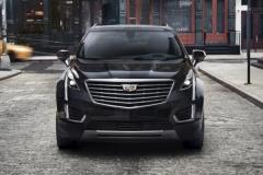 2017 Cadillac XT5 front
