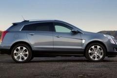 2017 Cadillac XT5 silver