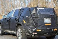 2017 Cadillac XT5 spy 2