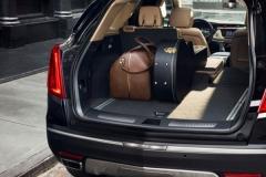 2017 Cadillac XT5 trunk
