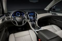 2017 Cadillac XT5 interior 1