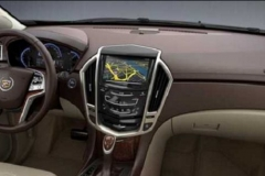 2017 Cadillac XT5 interior 3