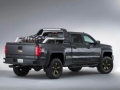 2017 Chevrolet Colorado angular back