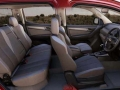 2017 Chevrolet Colorado seats