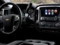 2017 Chevrolet Silverado 1500 interior 2