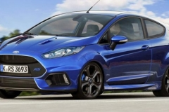 2017 Ford Fiesta RS 3 door