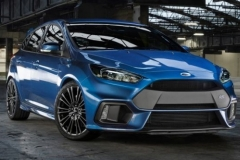 2017 Ford Fiesta RS front
