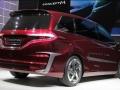 2017 Honda Odyssey rear