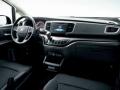2017 Honda Odyssey interior 1