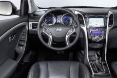 2017 Hyundai i30 interior 1