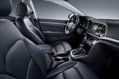 2017 Hyundai i30 interior 2