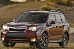 2017 Subaru Forester brown