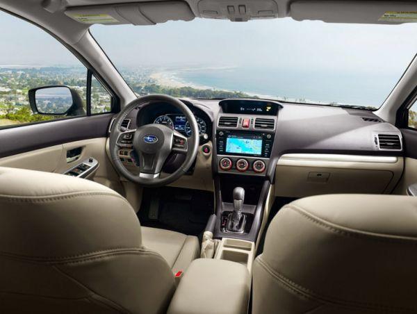 2017 Subaru Forester interior 3
