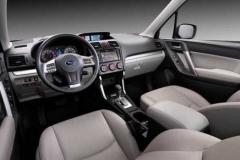 2017 Subaru Forester interior 2