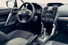 2017 Subaru Forester interior 4