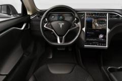 2017 Tesla Model X interior 4