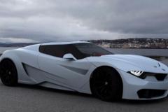 BMW M9 side 1