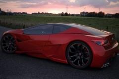 BMW M9 side 2