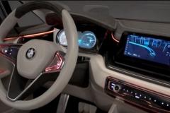 BMW M9 interior 2